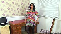 Glorious milfs from the UK: CandyLips, Francesca and Bounty