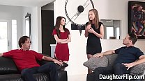 April Brookes and Serenity Haze Grounded