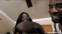 Ebony BBW Mz Milky Diva Loves Big Black Cock