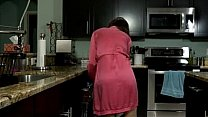 Molly Jane fucked by her Son Until she Loves it