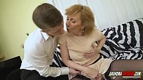 the granny is a pervert