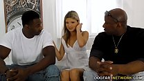 Anal Slut Gina Gerson Tries Interracial Sex And DP
