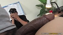 Mandy Sweet Gets Fucked By Shane Diesel's Big Black Cock