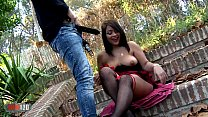 Carol Linda , fucked in her big round ass by Kevin White