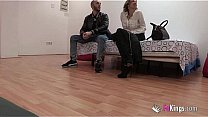 Divorced mature MILF hunts and bangs her younger neighbour