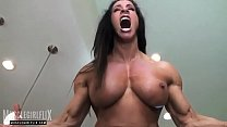 Huge Female Bodybuilder Transformation