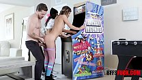 Teens let pervert dude fuck just to play