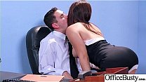 Sex Tape With Slut Busty Hot Office Nasty Girl (Abby Lee Brazil & Valentina Nappi) video-01