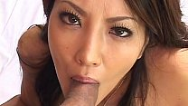 Bokep Gorgeous Japanese beauty Saya sucking uncensored