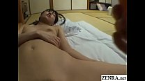 Real Japanese lesbians self shot homemade footage Subtitled