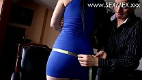 www.SEXMEX.xxx - Jessica is a curvy voluptuous girl that takes advantage of her figure working as an aide at the camp.