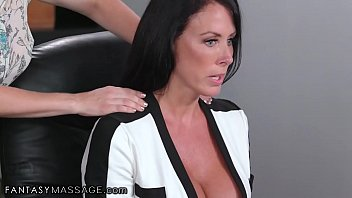 She Accepts Her Assistant's Massage Offer
