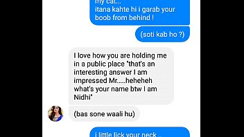 sex chat with nidhi