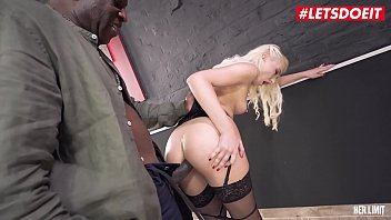 LETSDOEIT - BBC Monster Pound Deep And Hard That Big Tight Ass - Helena Moeller