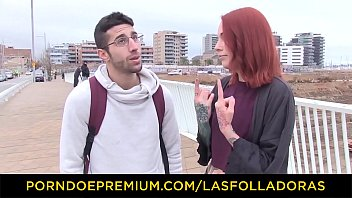 Bokep LAS FOLLADORAS - Sexy redhead gets fucked and facialized by lucky guy
