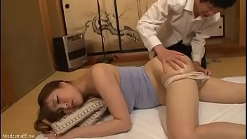 Bokep XXX Mother And Son Pleasure Ass Massage