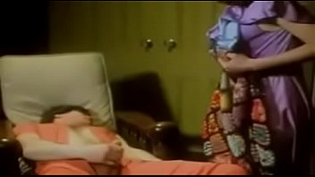 Bokep Mom can't control her takes advantage and fucked her frightened son's cock in the night vintage porn