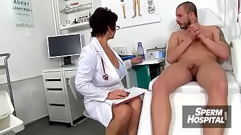 Bokep Role play scene from sperm hospital with hot nurse lady Koko