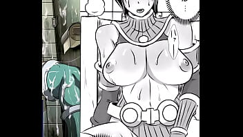 MyDoujinShop - Sexual Alien - The Goddess from the Toilet is an Alien Read Online Porn Comic Hentai