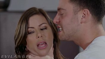 Slutty Stepmom Punished By Stepson For Cheating On Father