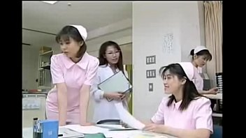 Bokep Sex Hot virgin nurse goes into patient room