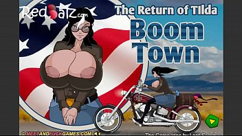 Meet and Fuck Parody Game Boom Town