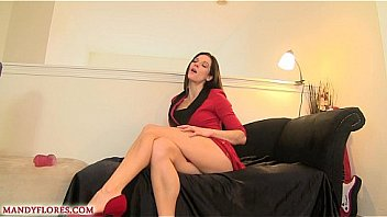 Bokep High End Cock Training with MANDY FLORES