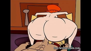 Housewife Dexter's mom is fucking hard