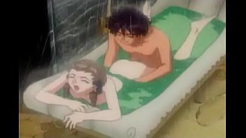 Two lovers fucking hard in the shower - anime hentai movie p1 - hentaifetish.space