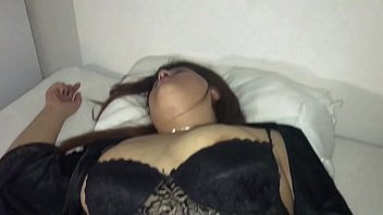 STEP SON GETS INTO MOM'S ROOM WHILE SHE'S DRUNK !