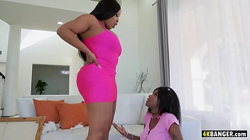 Black Momma caught on a teen in their apartment