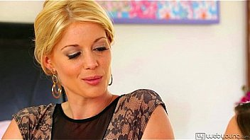 Bokep Tiny Aubrey Star and her little bit older friend Charlotte Stokely