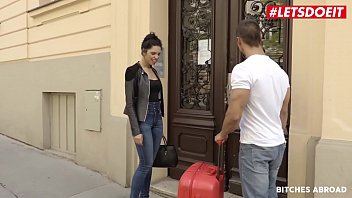 LETSDOEIT - Big Booty Russian Babe Kira Queen Craves For Local Guy's Cock