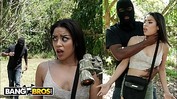 BANGBROS - Brown Bunnies Fantasy Public Scene Featuring The One And Only Maya Bijou