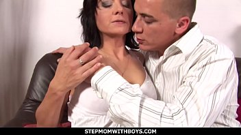 Stepmom With Boys Mom And Stepson Secret Fucking Each Other