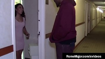 Lovely Latina Sarah Lace gets owned, fucked & wrecked By Black Bull Rome Major & his big black cock until she squeezes his balls dry, all over her! Full Video & Rome Live @ RomeMajor.com!