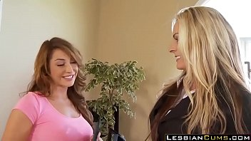 Bokep LesbianCums.com - Mom and Daughter Lesbian Fantasies in Home
