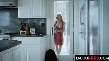 Stepmom is so turned on, she decides to seduce stepson - Penny Pax