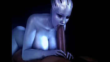 Mass Effect - Bang Liara TSoni