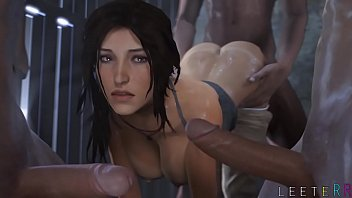 Bokep FapZone // Lara Croft (Rise of Tomb Raider)