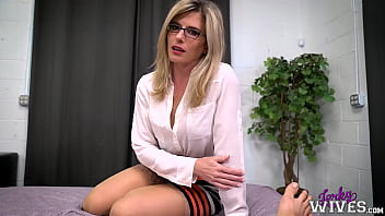 Fucking Mommy Till she swallows all my Cum - Cory Chase