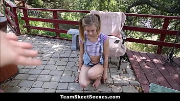 Sexy b. sitter gets fucked