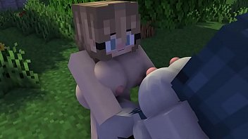 Minecraft Porn - Sun Gets Pounded by Kia Hot Futa