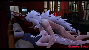 Naruto Cap 13 They set up an orgy among everything in a room, they fuck until they could not each with their women then they change Poor hinata