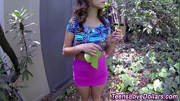 Bokep Sex Real teen takes payment