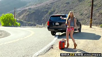 Bokep Brazzers  - (Chloe Amour)( Buddy Hollywood) - A Hitchhikers Guide To My Cock