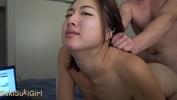 huge ass chinese girl MOANS will make you CUM! (@andregotbars)