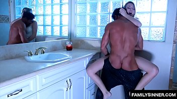 Stepdaughter and daddy passionate sex