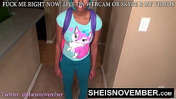 HD Ebonystudent Throat Punished By Blackstepdad For Lies About School, Daddy Stuffs Youngmouth With Fatdick And Ebonyfacial Taboofamily On Sheisnovember by Msnovember