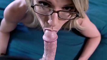 Bokep Blonde stepmother taking care of step son